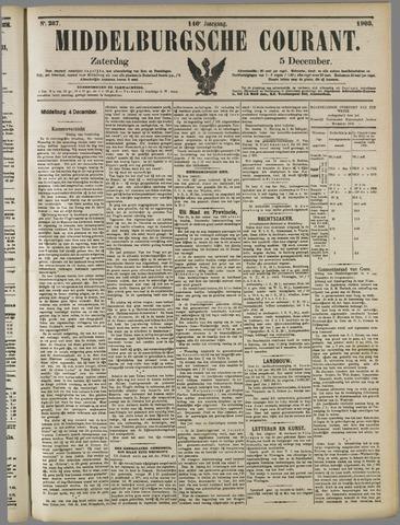 Middelburgsche Courant 1903-12-05