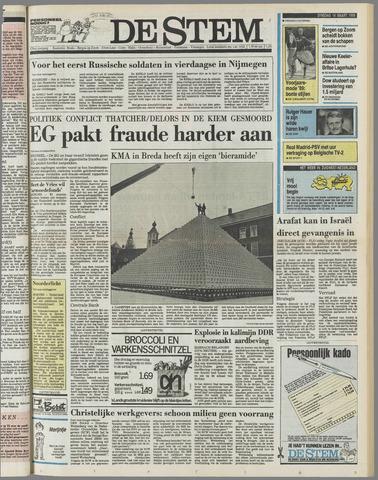 de Stem 1989-03-14