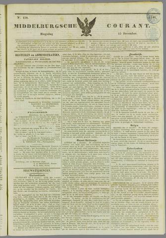 Middelburgsche Courant 1846-12-15