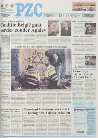 Provinciale Zeeuwse Courant 2003-05-19