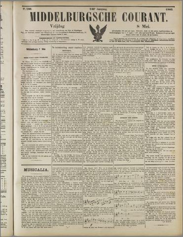 Middelburgsche Courant 1903-05-08