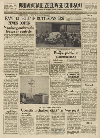 Provinciale Zeeuwse Courant 1961-04-06
