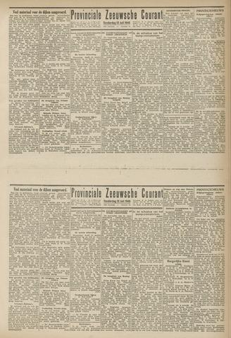 Provinciale Zeeuwse Courant 1945-07-12