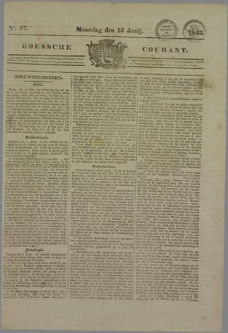 Goessche Courant 1843-06-12