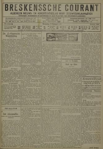 Breskensche Courant 1929-02-13