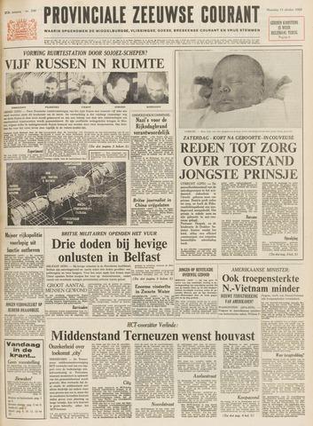 Provinciale Zeeuwse Courant 1969-10-13