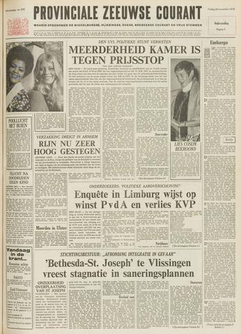 Provinciale Zeeuwse Courant 1972-11-24