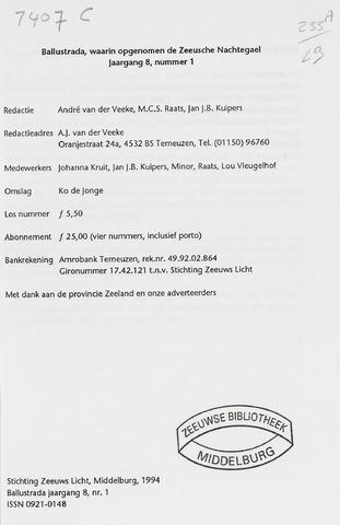 Ballustrada 1994-01-01