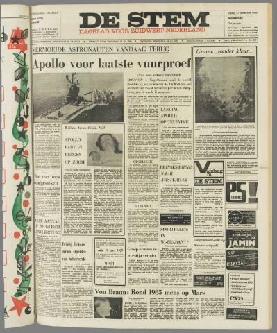 de Stem 1968-12-27