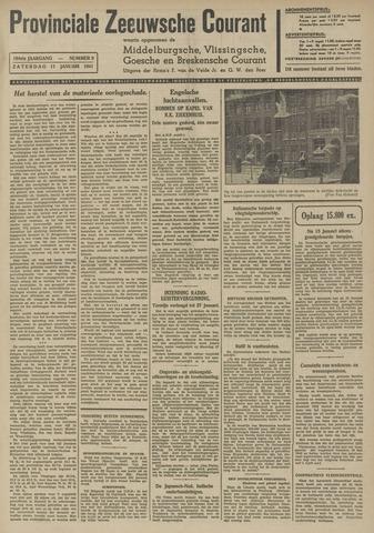 Provinciale Zeeuwse Courant 1941-01-11
