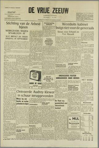 de Vrije Zeeuw 1966-08-27