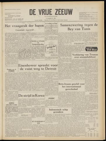 de Vrije Zeeuw 1952-06-16
