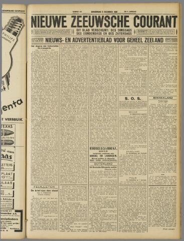 Nieuwe Zeeuwsche Courant 1929-12-05