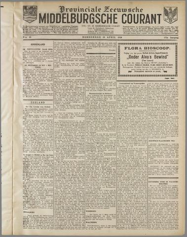 Middelburgsche Courant 1930-04-10
