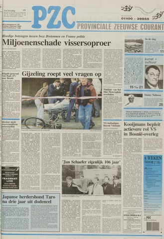 Provinciale Zeeuwse Courant 1994-02-04