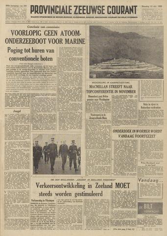 Provinciale Zeeuwse Courant 1959-10-13