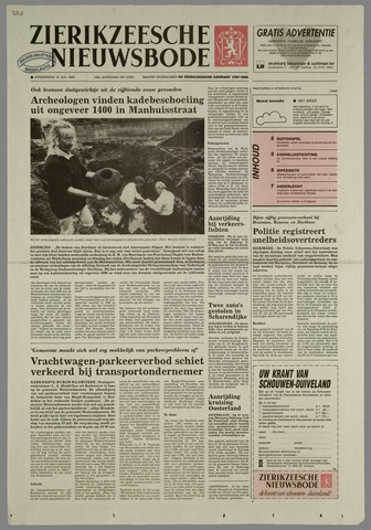Zierikzeesche Nieuwsbode 1993-07-15