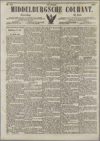Middelburgsche Courant 1897-07-31