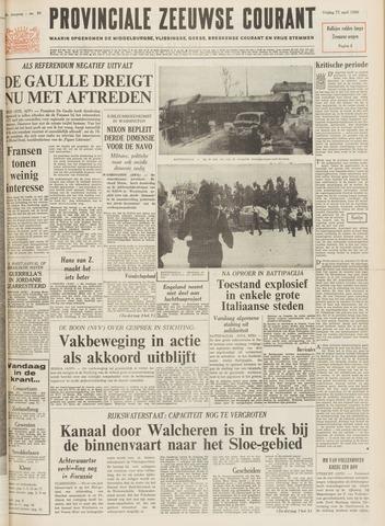 Provinciale Zeeuwse Courant 1969-04-11