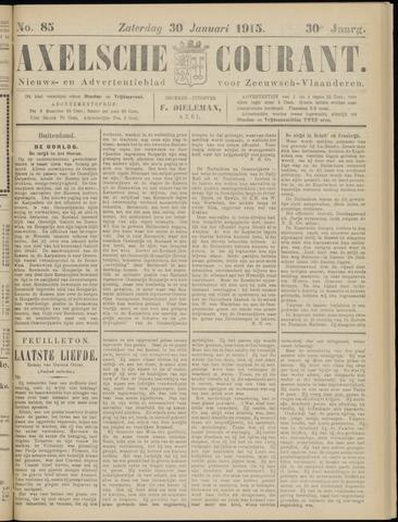 Axelsche Courant 1915-01-30