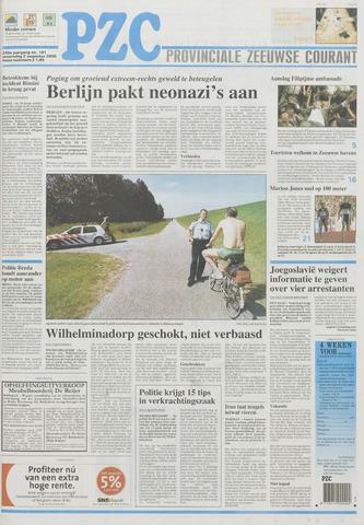 Provinciale Zeeuwse Courant 2000-08-02