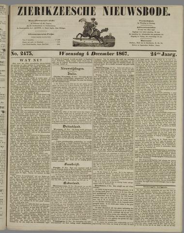 Zierikzeesche Nieuwsbode 1867-12-04