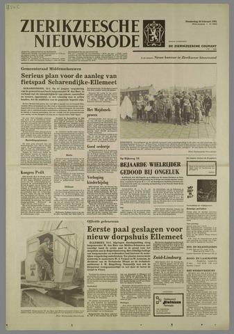 Zierikzeesche Nieuwsbode 1981-02-26