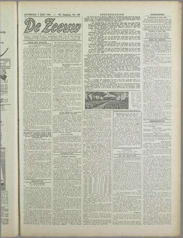 De Zeeuw. Christelijk-historisch nieuwsblad voor Zeeland 1943-06-05