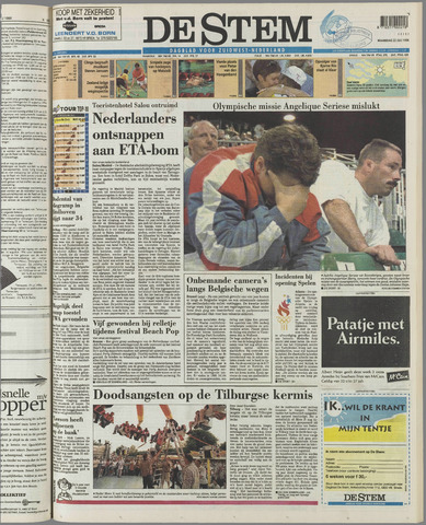 de Stem 1996-07-22