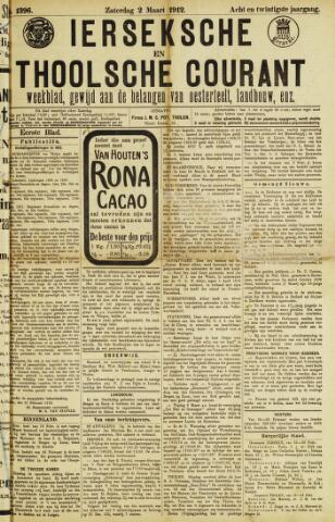 Ierseksche en Thoolsche Courant 1912-03-02