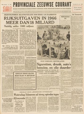 Provinciale Zeeuwse Courant 1965-09-22