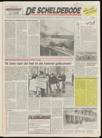 Scheldebode 1993-12-08