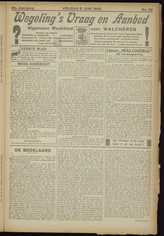 Zeeuwsch Nieuwsblad/Wegeling's Nieuwsblad 1925-06-05