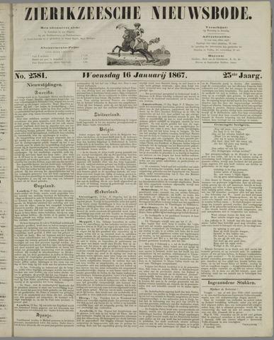 Zierikzeesche Nieuwsbode 1867-01-16