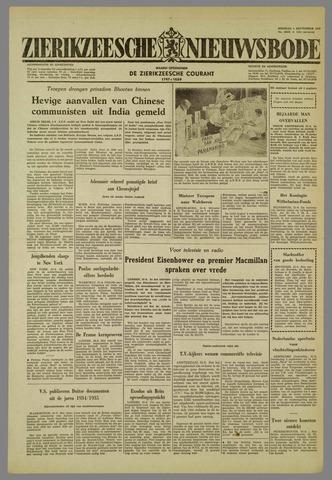 Zierikzeesche Nieuwsbode 1959-09-01