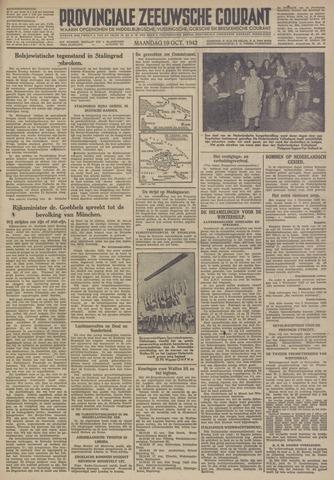 Provinciale Zeeuwse Courant 1942-10-19