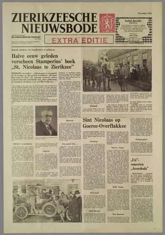 Zierikzeesche Nieuwsbode 1974-11-20