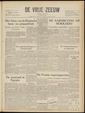 de Vrije Zeeuw 1952-03-05