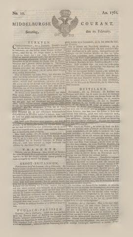 Middelburgsche Courant 1762-02-20