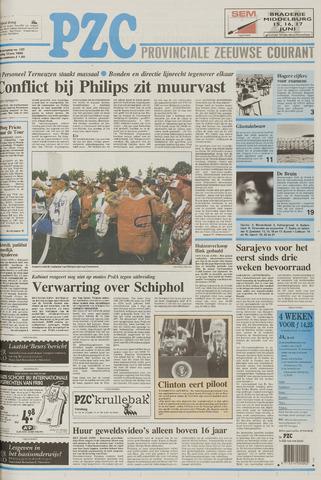 Provinciale Zeeuwse Courant 1995-06-13