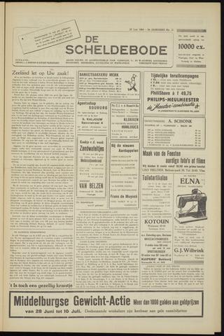 Scheldebode 1954-06-25