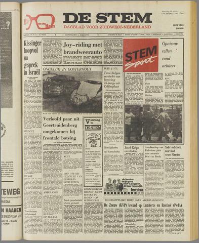 de Stem 1974-10-14