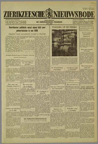 Zierikzeesche Nieuwsbode 1959-06-29
