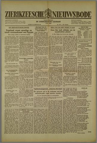 Zierikzeesche Nieuwsbode 1952-02-23