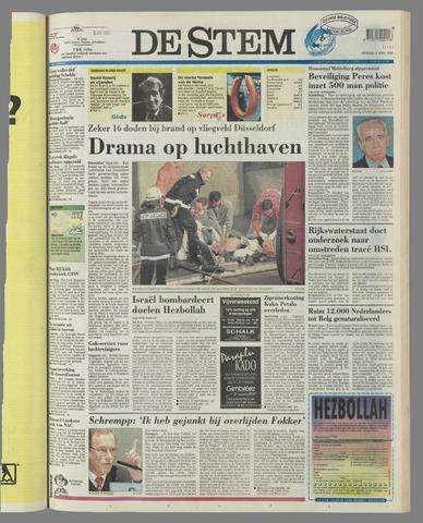 de Stem 1996-04-12