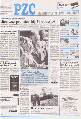 Provinciale Zeeuwse Courant 1990-05-18