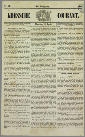 Goessche Courant 1861-04-08