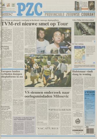 Provinciale Zeeuwse Courant 1998-07-24