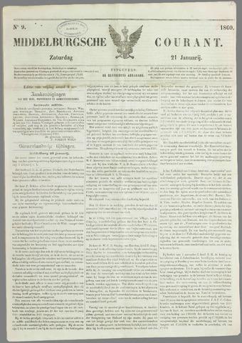 Middelburgsche Courant 1860-01-21
