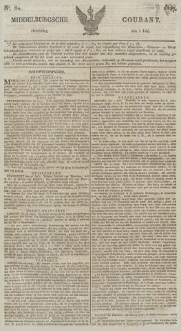 Middelburgsche Courant 1827-07-05